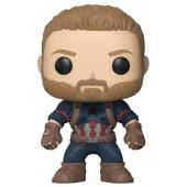 Figurine Toy Pop N°288 - Avengers Infinity War - Captain America