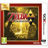 The Legend of Zelda : A Link Between Worlds Selects