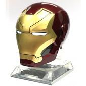 Enceinte Bluetooth - Casque Iron Man Civil War MK 46 1:1