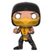 Figurine Toy Pop N°250 - Mortal Kombat - Scorpion