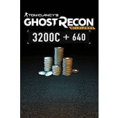 Dlc Ghost Recon Wildlands 3840 Gr Credits Ps4