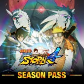 Season Pass - Naruto Shippuden : Ultimate Ninja Storm 4 - PS4