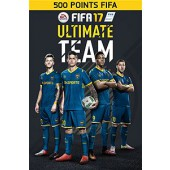 DLC - FIFA 17 Ultimate Team 500 Pts - PS4