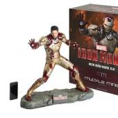 Statuette Muckle - Iron Man 3 - Iron Man Mark Xlii 52 cm