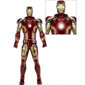 Figurine - Iron Man Avengers: Age Of Ultron Mark 43 - 1/4 Action Figure Led