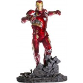 Statuette Iron Studios - Captain America : Civil War - Iron Man Mark XLVI 50 cm