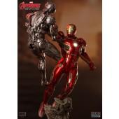 Statuette - Age Of Ultron - Iron Man Mark Xlv 1/6 Avengers