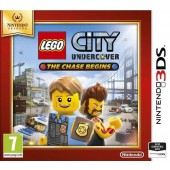 Lego City Undercover : The Chase Begins Selects