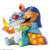 Statuette - Lilo et Stitch - Disney By Britto Câlin
