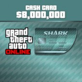 Dlc GTA V Megalodon Shark 8 000 000 GTA Dollars