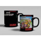 Mug - Nintendo - Heat Change Super Mario Kart