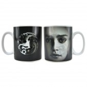 Mug - Game of Thrones - Heat Change Daenerys Fire and Blood
