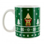 Mug - Zelda - Paladone Noël - Exclusif Micromania - GameStop