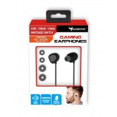 Ecouteurs gaming intra-auriculaires
