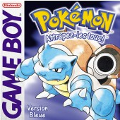 Pokémon Version Bleue (GB)