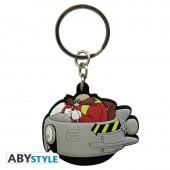 Porte-clés - Sonic - Robotnik