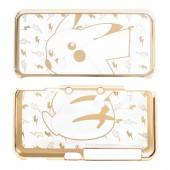 Coque Protection Pikachu Gold (New 2DS XL)