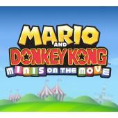 Mario & Donkey Kong Minis On The Move