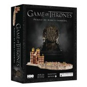 Puzzle - Game Of Thrones - 4d Cityscape Kings Landing