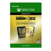 DLC - Rainbow Six Siege 2670 Rainbow Credits
