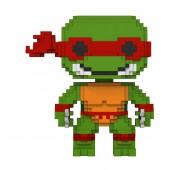 Figurine Toy Pop N°06 - Tortues Ninja - Raphael 8 Bits