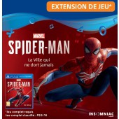 Marvel's Spider-man : La ville qui ne dort jamais - DLC - Version digitale