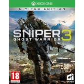 Sniper : Ghost Warrior 3 - Limited Edition