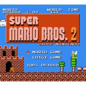 Super Mario Bros - The Lost Levels (NES)
