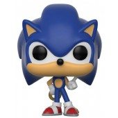 Porte clés - Sonic - Toy Pop Sonic avec ring