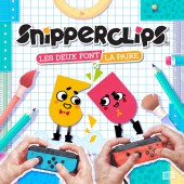 Snipperclips : Les deux font la paire - Jeu complet - Version digitale