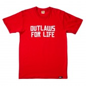 T-shirt - Red Dead Redemption 2 - Outlaws For Life - Taille M