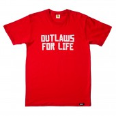 T-shirt - Red Dead Redemption 2 - Outlaws For Life - Taille S