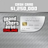 Dlc GTA V Great White Shark 1 250 000 GTA Dollars