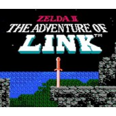 The Legend of Zelda II - The Adventure of Link (NES)
