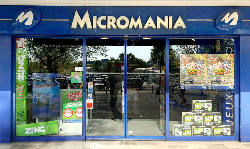 Magasin Jeux Video Antibes Centre Commercial Carrefour Infos Et