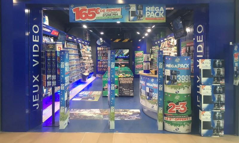 AuchanInfos Et Jeux BiganosCentre Vidéo Magasin Commercial hsQtrd