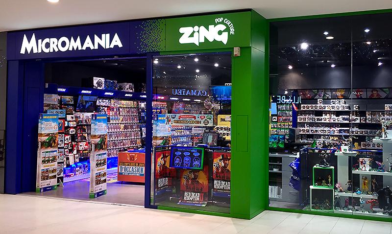 magasin jeux vidéo atlantis, centre commercial leclerc atlantis