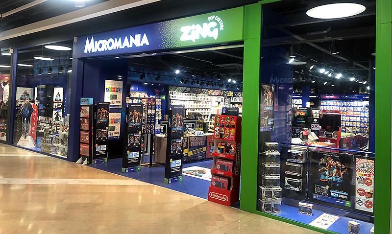 magasin jeux vidéo saint priest, centre commercial auchan | infos et