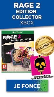 RAGE 2 SUR XBOX ONE