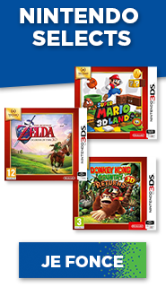 GAMME NINTENDO SELECTS