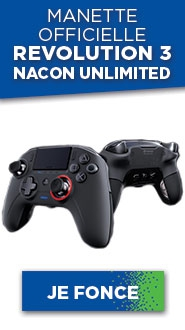 MANETTE OFFICIELLE REVOLUTION 3 NACON UNLIMITED