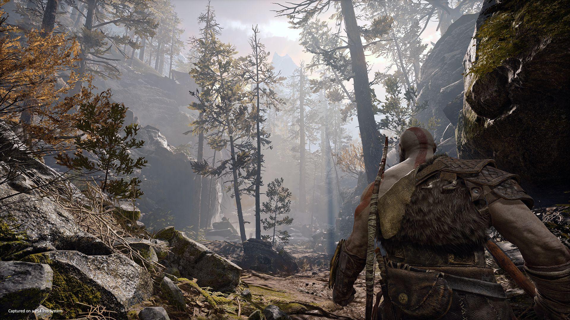 Kratos en terres nordiques