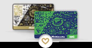 ab023d321650 Découvrir les avantages de la carte micromania