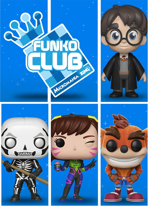 Club Funko