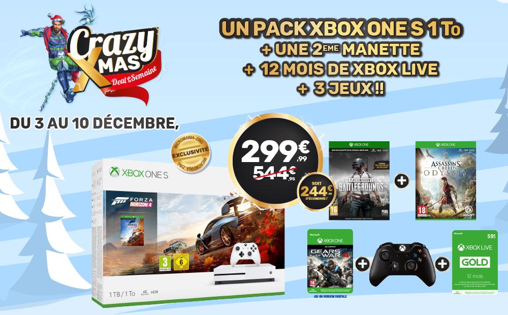 Crazy X Mas Deal Microsoft