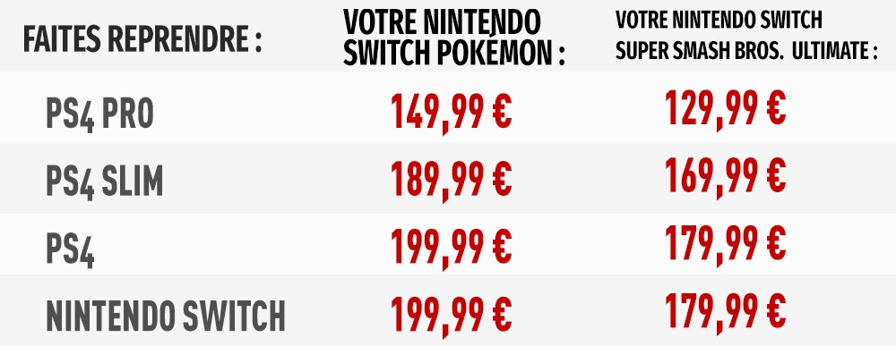 nintendo switch jeux sortie 2018