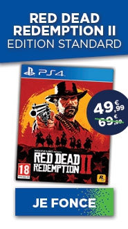 Red Dead Redemption 2 PS4 remisé