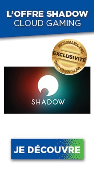 ABONNEMENTS BLADE SHADOW