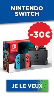 Pack Switch remisé -30€