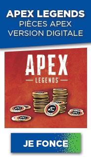 Pièces APEX LEGENDS